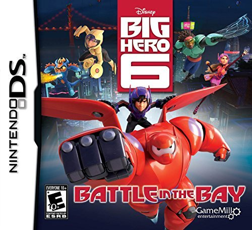 Nintendo Ds Big Hero 6