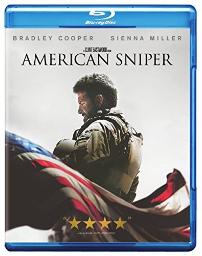 Bradley Cooper Sienna Miller Jake Mcdorman Luke Gr American Sniper (blu Ray + DVD + Digital Hd Ultrav Blu Ray + DVD + Digital Hd Ultrav Cooper Miller