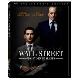 Wall Street Money Never Sleep Douglas Le Bouf Mulligan Blu Ray Collector's Edition
