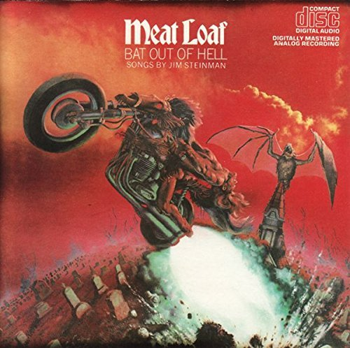 Meat Loaf Bat Out Of Hell Bat Out Of Hell