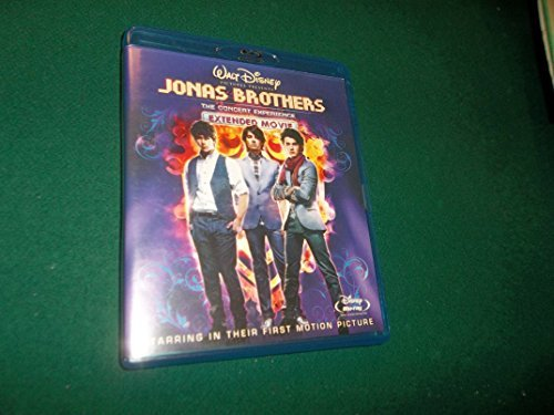 Jonas Brothers The Concert Experience Extended Movie