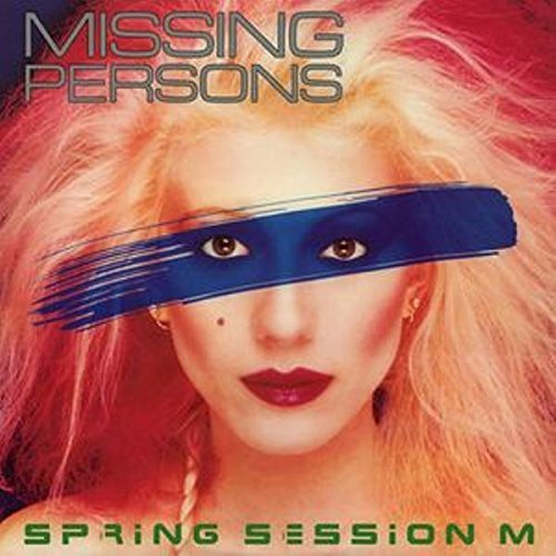 Missing Persons Spring Session M Import Jpn