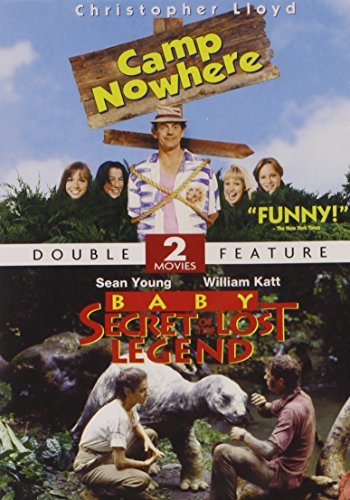 Camp Nowhere Baby Secret Of The Lost Legend Double Feature