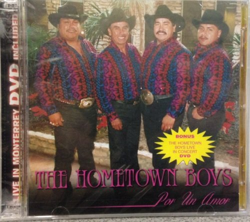 Hometown Boys Por Un Amor