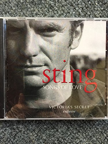 Sting Songs Of Love