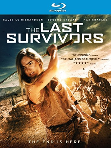 Last Survivors Last Survivors Blu Ray Nr