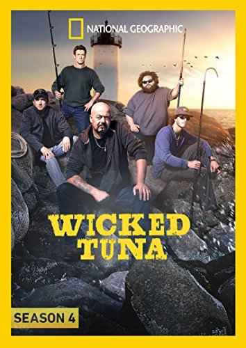Wicked Tuna Season 4 DVD