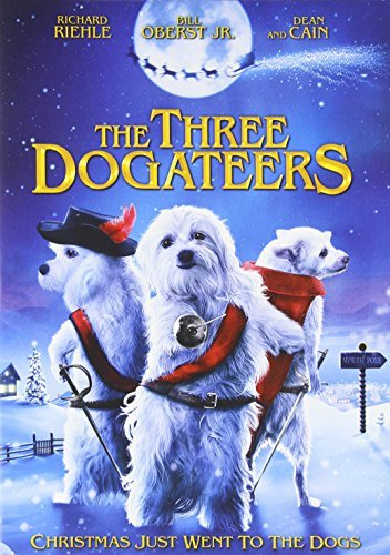 The Three Dogateers The Three Dogateers Three Dogateers