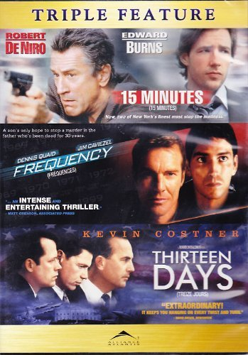 15 Minutes Frequency Thirteen Days Triple Feature