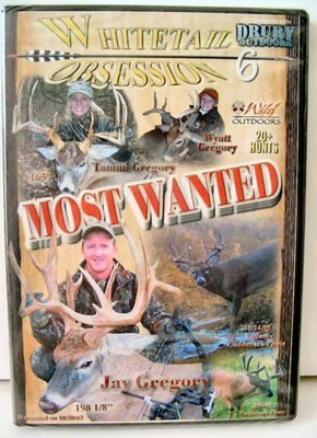 Drury Outdoors Whitetail Obsession 6 Most Wanted