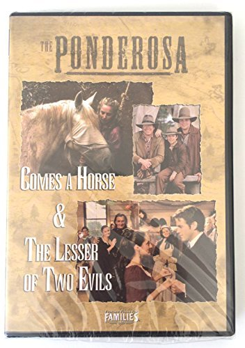 The Ponderosa Comes A Horse & The Lesser Of Two Evils