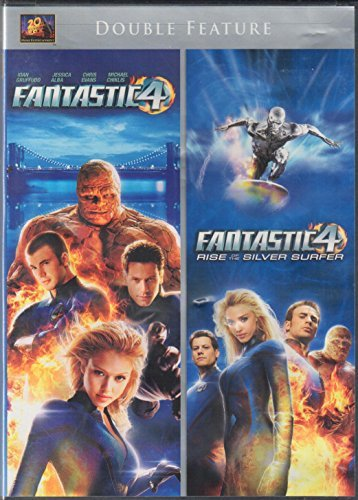 Fantastic 4 Fantastic 4 Rise Of The Silver Surfer Double Feature Double Feature