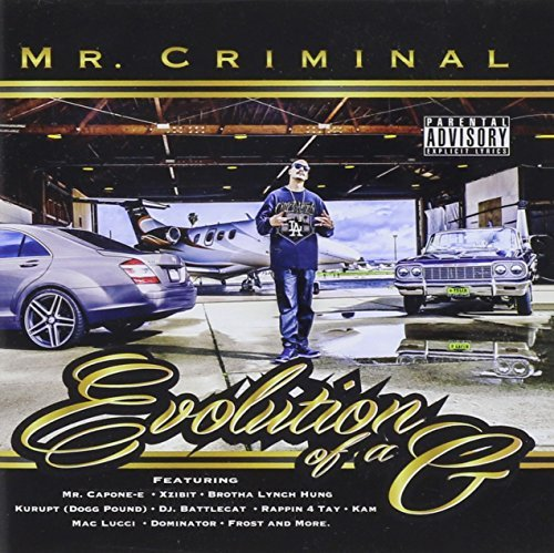 Mr. Criminal Evolution Of A G Explicit