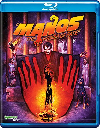 Manos The Hands Of Fate Neyman Reynolds Adelson Blu Ray Nr