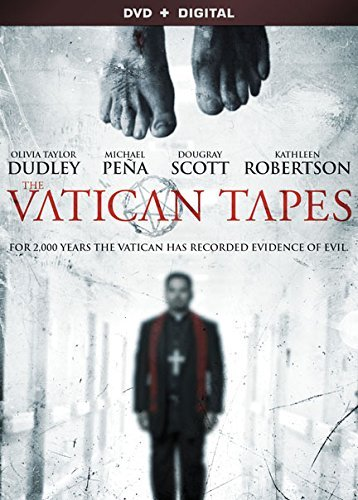 Vatican Tapes Dudley Pena Scott DVD Pg13