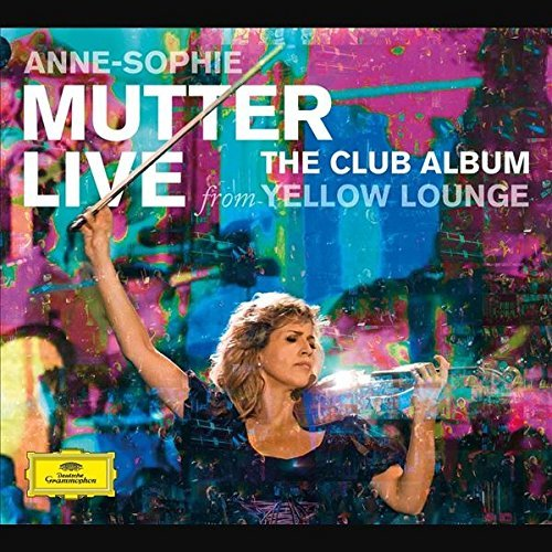 Anne Sophie Mutter Club Album Live From Yellow L