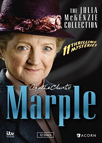 Marple Julia Mckenzie Collection DVD Julia Mckenzie Collection