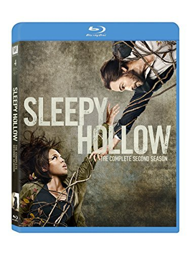 Sleepy Hollow Season 2 Blu Ray
