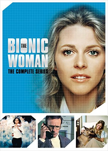Bionic Woman The Complete Series Complete Series