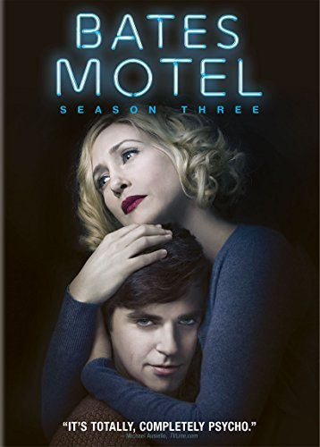 Bates Motel Season 3 DVD