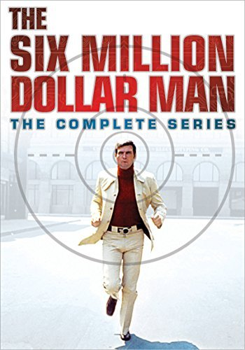 Six Million Dollar Man The Complete Series DVD Complete Series