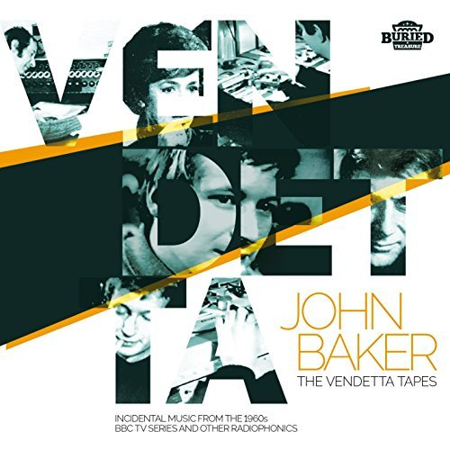 John Baker Vendetta Tapes