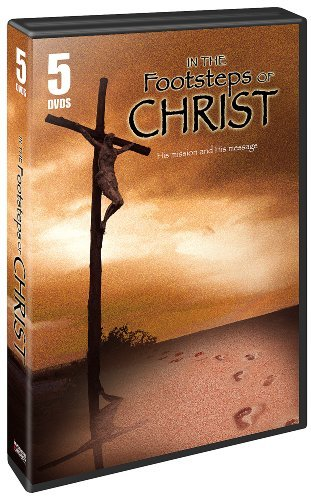 In The Footsteps Of Christ In The Footsteps Of Christ Ws Nr 5 DVD