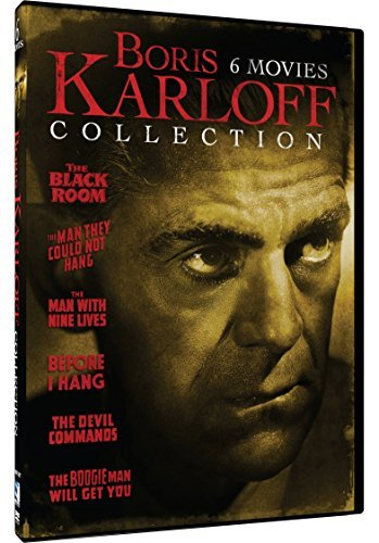 Boris Karloff Collection 6 M Boris Karloff Collection 6 M Boris Karloff Collection 6 M