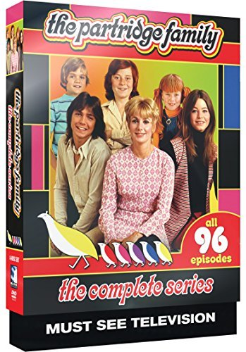 Partridge Family The Complete Series DVD