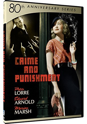 Crime And Punishment 80th Anniversary Series Lorre Arnold Marsh Anniversary Series 80th Cri