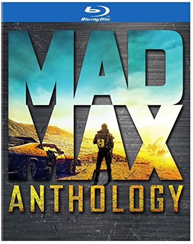 Mad Max Anthology Blu Ray Mad Max Anthology