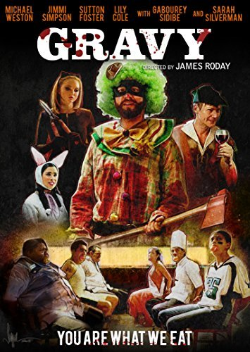 Gravy Weston Simpson Foster Cole Silverman DVD Nr