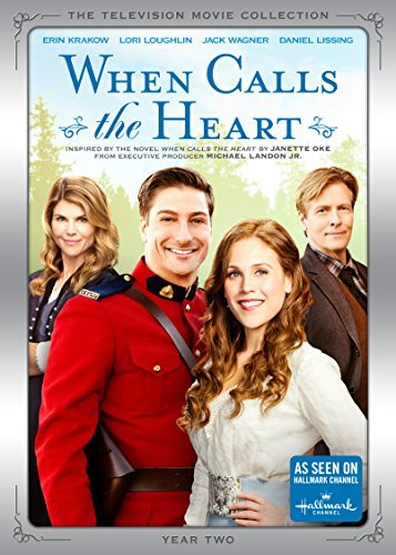 When Calls The Heart Year Two When Calls The Heart Year Two DVD Nr