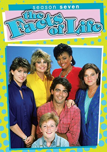 Facts Of Life Season 7 Season 7