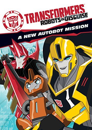 Transformers Robots In Disguise New Autobot Mission New Autobot Mission