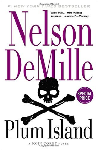 Nelson Demille Plum Island (special Price)