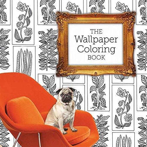 Natalia Price Cabrera The Wallpaper Coloring Book