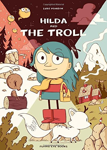 Luke Pearson Hilda And The Troll
