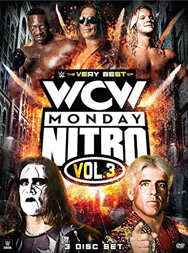 Wwe Very Best Of Wcw Nitro Volume 3 Blu Ray