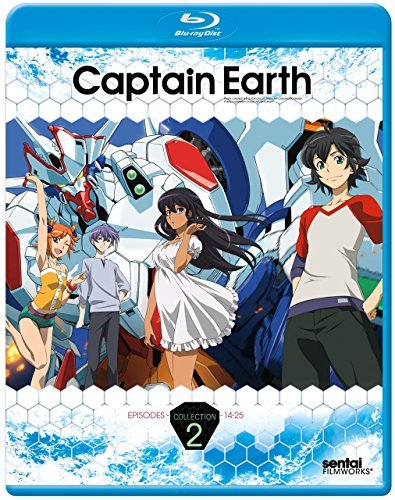 Captain Earth Collection 2 Blu Ray Nr
