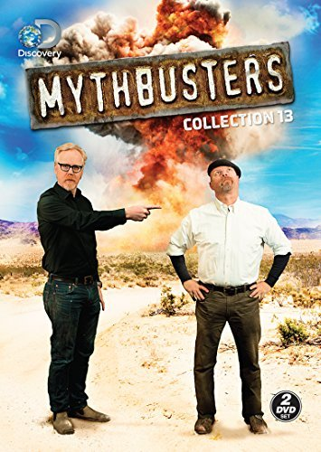 Mythbusters Collection 13 DVD