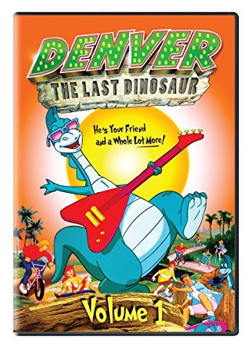 Denver The Last Dinosaur Volume 1 DVD Nr