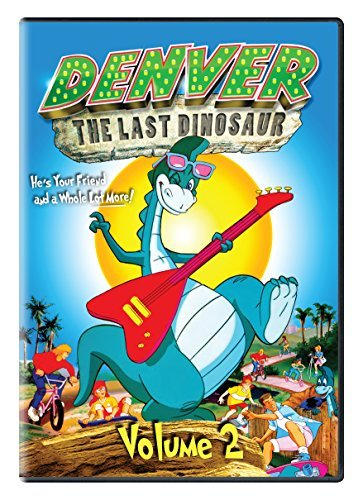 Denver The Last Dinosaur Volume 2 DVD