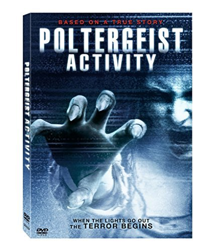 Poltergeist Activity Bane Martins DVD R