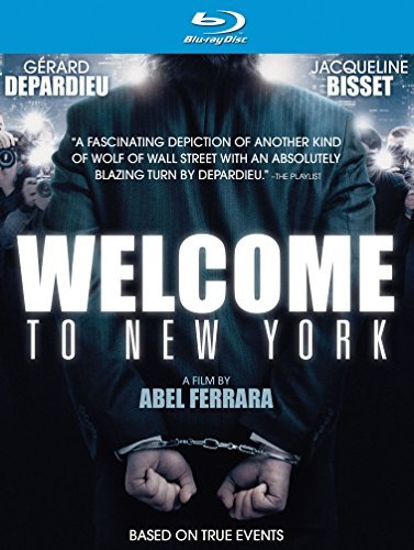 Welcome To New York Depardieu Bisset Blu Ray R