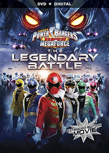 Power Rangers Super Megaforce Legendary Battle Legendary Battle