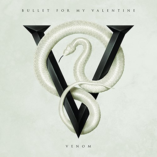 Bullet For My Valentine Venom Lp
