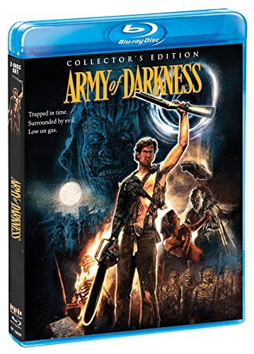 Army Of Darkness Campbell Davidtz Blu Ray R