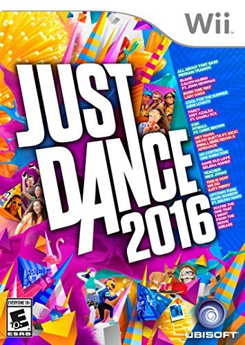 Wii Just Dance 2016 Just Dance 2016