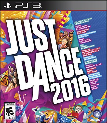 Ps3 Just Dance 2016 Just Dance 2016